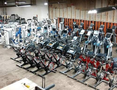 Commercial Grade Used Fitness Equipment