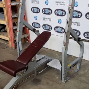 Hammer Strength Decline Sit-up Bench - Used Fitness Sales