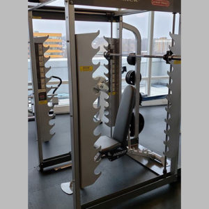 Hammer Strength MTS V Squat - Used Fitness Sales