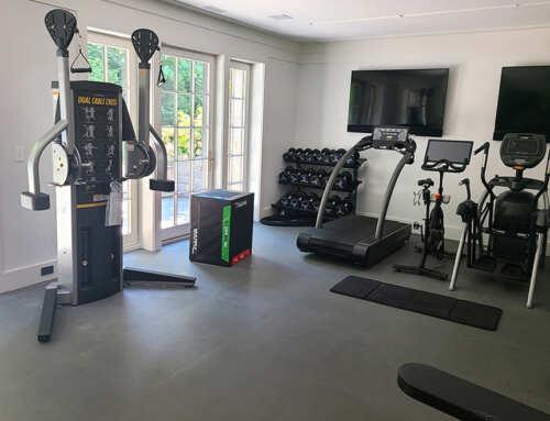 Home Gyms — A Winning Trifecta
