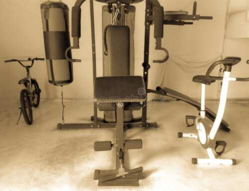 Compare the Home Gym – What Kind of Home Fitness Gym Do You Want?